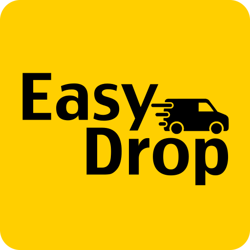EasyDrop - Easy to use Delivery App